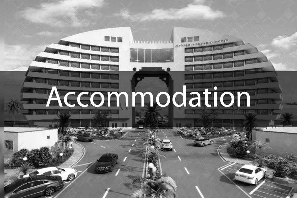 Accommodation bw