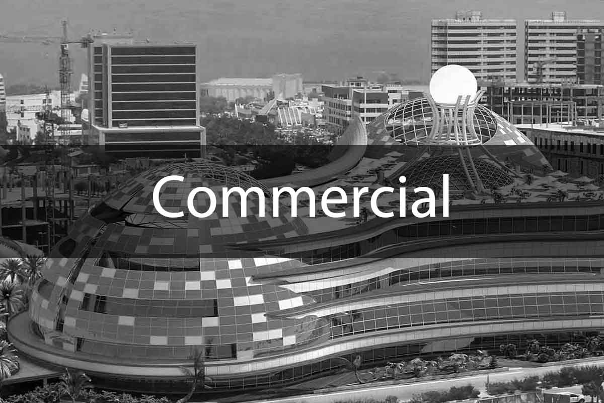 commercial bw